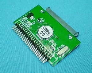 「112」SATA(Serial ATA) から 44ピン 2.5インチIDE変換-525130