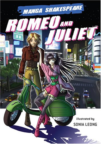 Manga Shakespeare: Romeo and Juliet