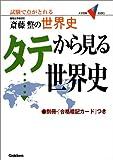 斎藤整の世界史タテから見る世界史―試験で点がとれる (大学受験V BOOKS)