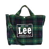 (リー) Lee ショルダーバッグ クリスタルチェック 320-422