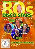 80s Disco Stars Live From Moskau 1 [DVD] [Import]    (Zyx Records)