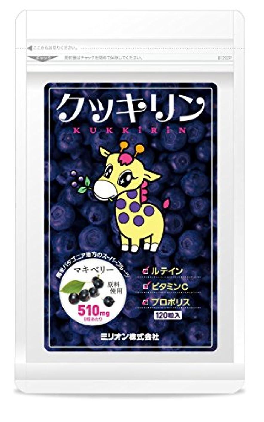 シャークフェデレーション健全クッキリン 120粒(マキベリーサプリ)×5袋セット