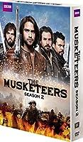 マスケティアーズ パリの四銃士 シーズン2 DVDコレクターズBOX