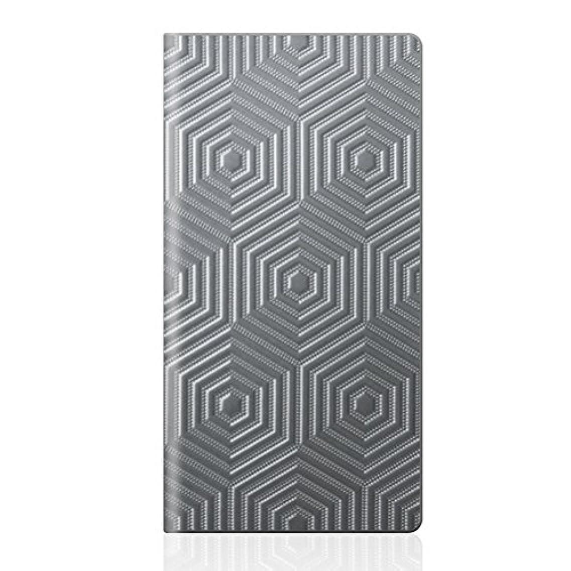 ファン動作ダッシュ【日本正規代理店品】SLG Design iPhone 6s Plus/6 Plus ケース D4 Metal Leather Diary シルバー ダイアリータイプ SD4838i6P