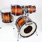 YAMAHA / YD9000RG 4pcs Kit Sunset Brown 20-10-12-16 ヤマハ 9000シリーズ ドラムセット