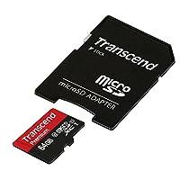 【Amazon.co.jp限定】Transcend microSDXCカード 64GB Class10 UHS-I対応 Nintendo Switch 動作確認済 TS64GUSDU1PE (FFP)