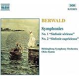 ベルワルド:交響曲第1番「厳粛な」, 第2番「気まぐれな」 (ヘルシンボリ響/オッコ・カム)