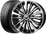 サマータイヤ・ホイール 1本セット 16インチ GOODYEAR(グッドイヤー)イーグル EXE 195/50R16 + ロクサーニ タルカス