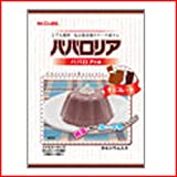 伊那食品 常温 10個 チョコレート ババロアの素 375g かんてんぱぱ ババロリア