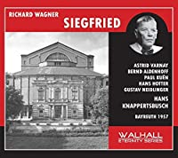 Wagner: Siegfried by Hans Hotter