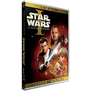 Star Wars I: The Phantom Menace [DVD] [Import]