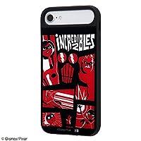 iPhone8 iPhone7 iPhone6s /6 ミスターインクレディブル 耐衝撃ケース キャトル パネル インクレディブル・ファミリー/ヒーローズ