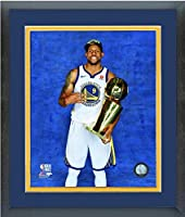 "Andre Iguodala Golden State Warriors 2018Championship Trophyフォト(サイズ: 22.5"" X 26.5CM) フレーム"