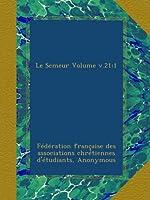 Le Semeur Volume v.21:1