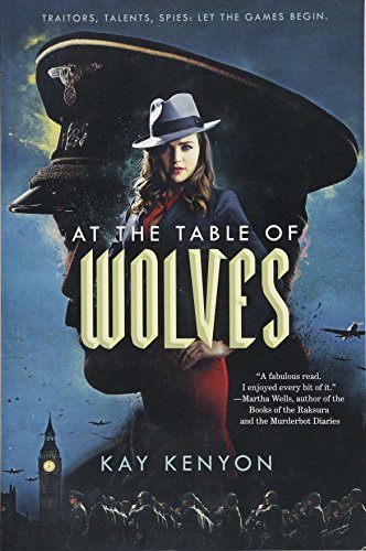 Download At the Table of Wolves (A Dark Talents Novel) 1481487795