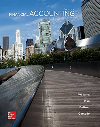 Download Loose Leaf for Financial Accounting 1260152278