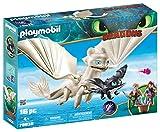 PLAYMOBIL® ヒックとドラゴン III ライトフューリー ベビードラゴンと子供
