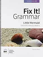 Fix It! Grammar: Little Mermaid [Teacher's Manual Book 4] [並行輸入品]