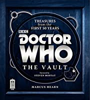 Doctor Who: The Vault: Treasures from the First 50 Years【洋書】 [並行輸入品]