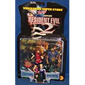Resident Evil Claire Redfield and Zombie Cop クレア・レッドフィールド and ゾンビコップ