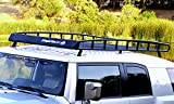 【US直輸入正規品】 Baja Rack バハラック TOYOTA トヨタ FJ Cruiser FJクルーザー 2007年式以降 国内仕様にも適合 スタンダードラック