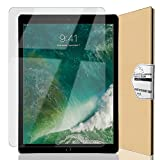iPad 9.7 ガラスフィルム 透明 ( 2018   2017 新型 )   iPad Pro 9.7インチ   Air2   Air 強化ガラス 液晶保護フィルム 日本製ガラス 硬度9H 【BELLEMOND YP】 iPad 9.7 クリア