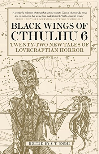 Black Wings of Cthulhu (Volume...