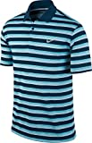 ナイキ ポロシャツ Nike Tech Vent Stripe Golf Polo 2015 XX-Large 639710-496