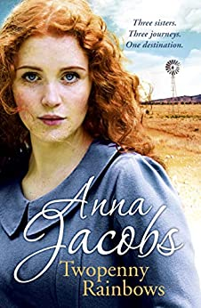 Twopenny Rainbows (The Irish Sisters Book 2) by [Jacobs, Anna]