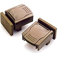 セイエイ(seiei) スーパーマドガチット ブロンズ 5×6.5~9.5×3.4cm 2個入