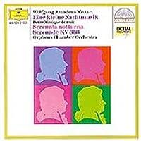 Eine Kleine Nachtmusik Wind Serenade Etc. by W.a. Mozart (1993-09-01)