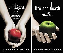 Twilight Tenth Anniversary Life and Death Dual Edition (The Twilight Saga Book 1) (English Edition)