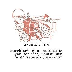 MACHINE GUN [LP] [Analog]