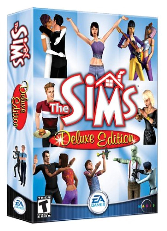 同級生赤肥沃なThe Sims Deluxe Edition (輸入版)