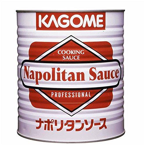 カゴメ ナポリタンソース1号缶 3000g
