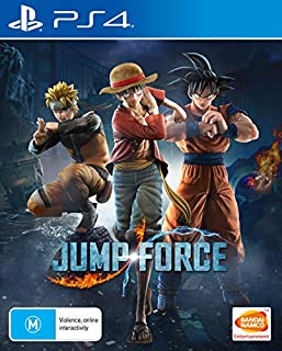 Jump Force (PlayStation 4) (B07FHLYBH3) | Amazon Products