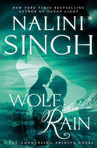 Wolf Rain (Psy-Changeling Trinity Book 3) (English Edition)