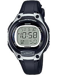 [カシオ]CASIO 腕時計 スタンダード LW-203-1AJF レディース