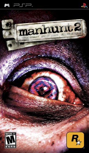 Manhunt 2 (輸入版) - PSP
