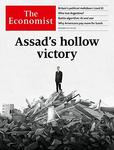 The Economist [UK] September 7 - 13 2019 (単号)