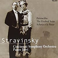 Petrouchka / Firebird Suite / Scherzo a La Russe