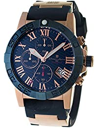 サルバトーレマーラ Salvatore Marra メンズ クロノグラフ 腕時計 時計クロス付き PGBL [並行輸入品]