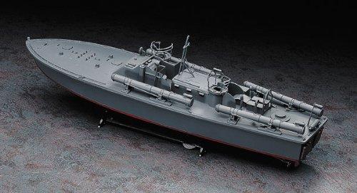ブラックラグーン 1/72 PTボート ブラックラグーン号 ディスプレイモデル 組立キット