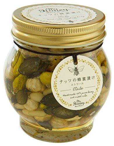 MY HO ナッツの蜂蜜漬け エトワール 200g