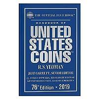 Handbook of United States Coins Blue Book 2019