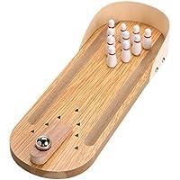 Actopus Mini木製卓上ボーリングゲーム