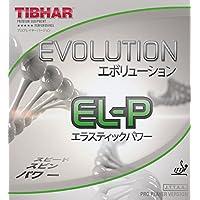 ティバー(TIBHAR) 卓球 ラバー エボリューション EL-P 回転系ハイテンション