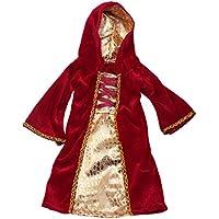 SONONIA セット アクセサリー 洋服 スカート 服 ドレス 18インチアメリカガールドール用 ドレスアップ レッド