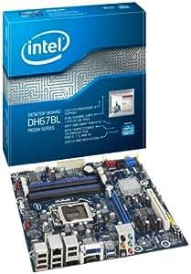 インテル Boxed Desk Top Board DH67BL BOXDH67BLB3