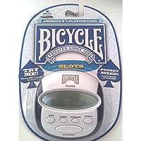 [バイシクル]Bicycle Pocket Slots Game, 3 x 3, with Sound Control & Auto Shut Off 56GXH10 [並行輸入品]